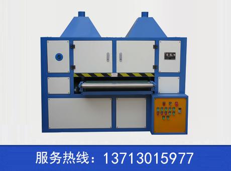 板材拉丝机